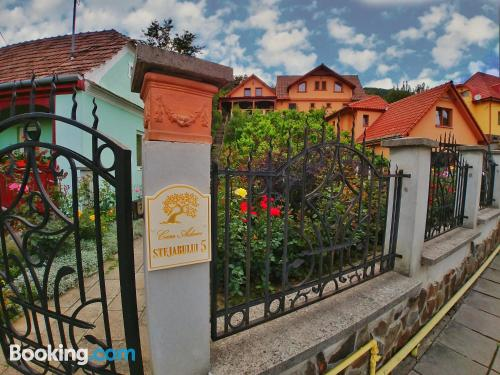 Apartment in Sighisoara. For two