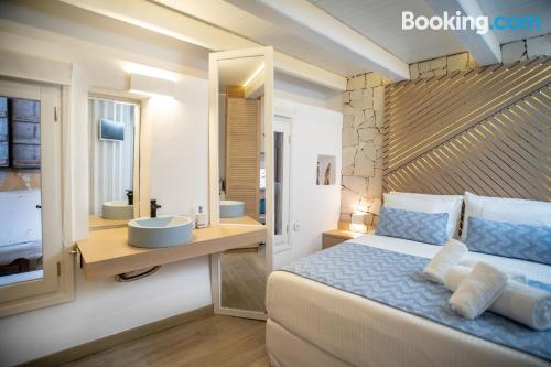Apartment for two in Chania Town with terrace