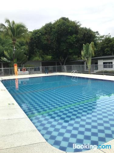 Home in Melgar with pool.