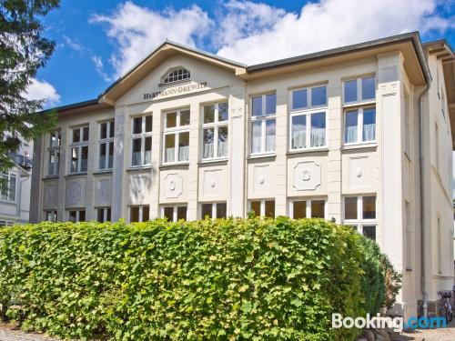 Apartment in Heringsdorf with heating
