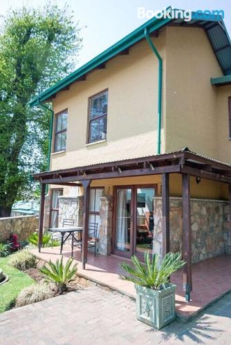 Home in Dullstroom. Perfect for groups