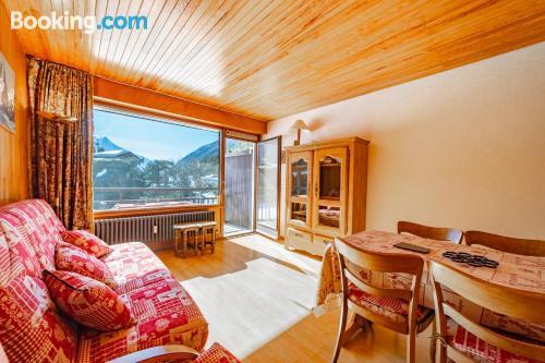Apartment in Chamonix. 42m2!