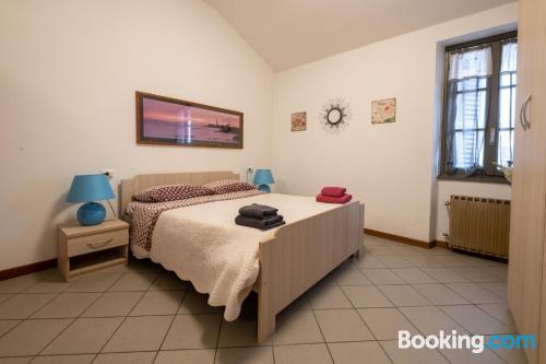 Apartment in Bergamo. Baby friendly