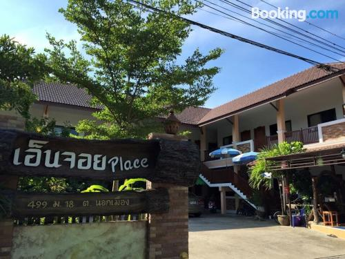 Place for two people in Surin. 24m2!