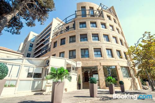 Gran apartamento en Jerusalen con internet