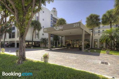 Apartment in Sunny Isles Beach with wifi.