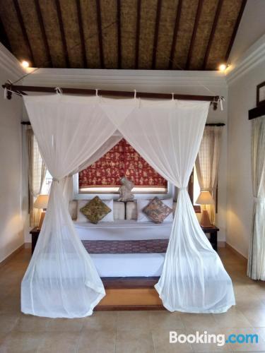 Apartamento con aire acondicionado en Ubud