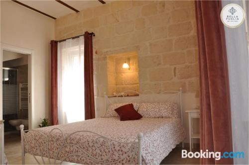 Amazing location and terrace in Conversano with heat and wifi