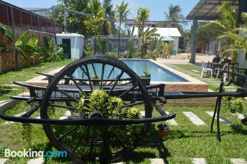 Apartment for couples in Siem Reap with internet.