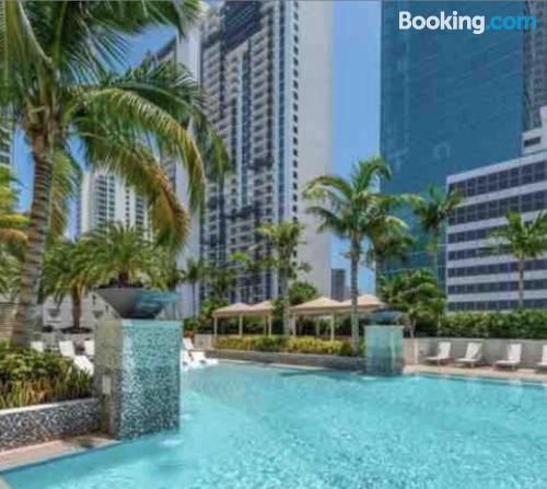Apartment in Miami with 1 bedroom apartment.