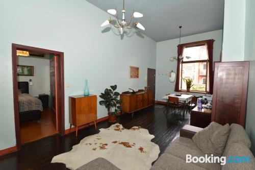 Apartamento para dos personas en Gante. ¡38m2!
