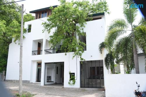 Home for two people in Nugegoda with terrace.