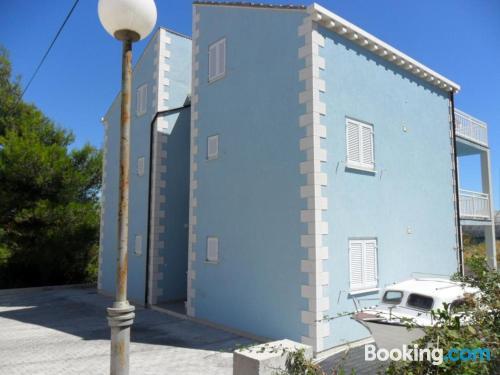 Práctico apartamento en Korčula.