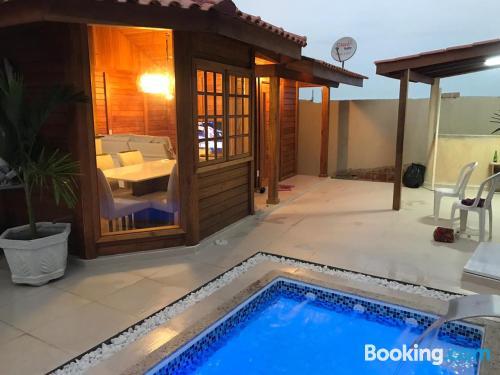 Family apartment in Rio de Janeiro.