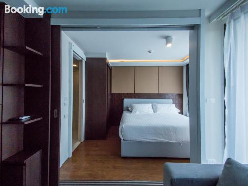 Huge place in central location with terrace