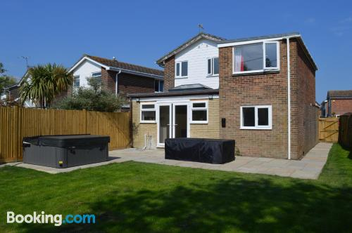Apartment in Hythe. Ideal for families