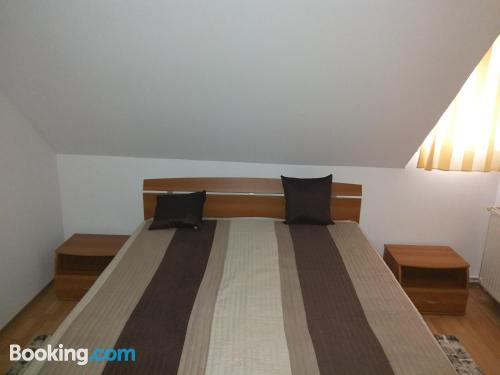 2 rooms apartment great for 6 or more.