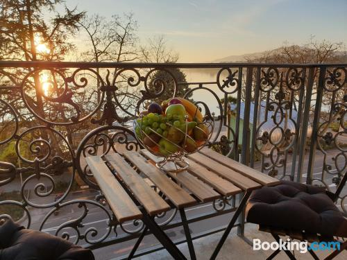 Home in Montreux. Great for groups