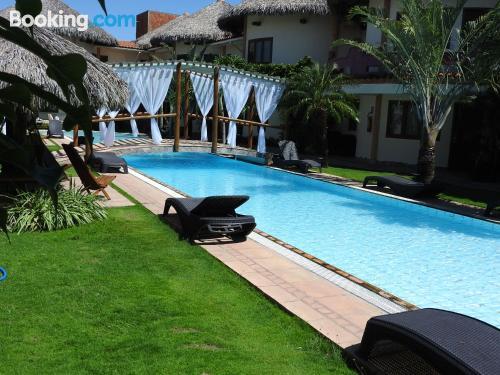 Apartamento práctico con terraza