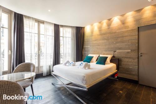 Apartment in Paris. Great!