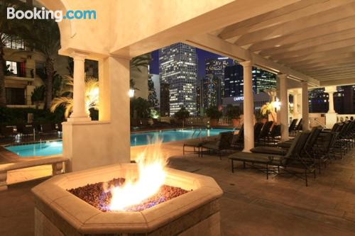 Home in Los Angeles with terrace.