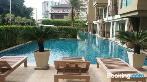 1 bedroom apartment in Pattaya North with terrace