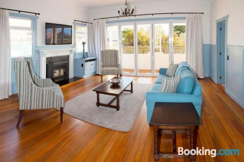 Home in Wanaka great for six or more.