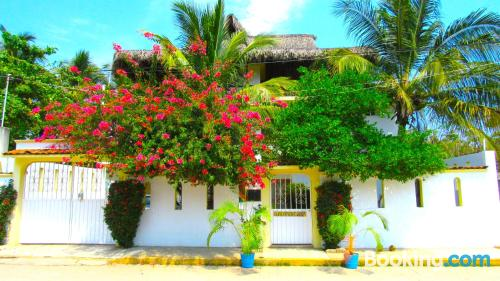 Home in Puerto Escondido for 2 people