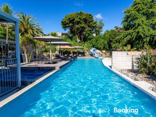 Home in Waihi Beach great for groups.