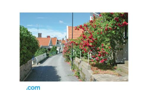 1 bedroom apartment in Lysekil in incredible location