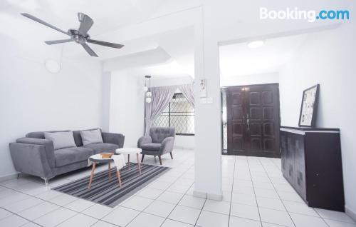 Apartamento en George Town. ¡aire acondicionado!.