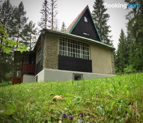 Apartment for families in Tatranska Strba with terrace