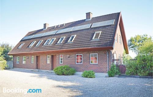 Apartment for 6 or more. 335m2!