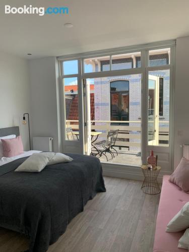 Apartamento con vistas en Alkmaar.