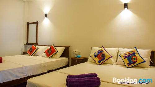 Apartamento con aire acondicionado en Sigiriya
