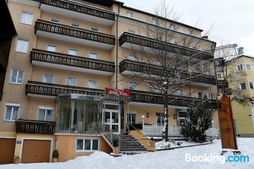 Apartamento de dos dormitorios en Bad Hofgastein, en mitad de todo