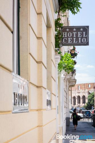 Apartment for two in Rome with internet