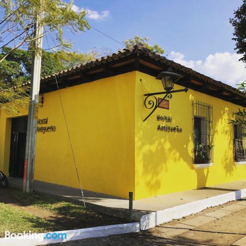Apartamento con vistas en Antigua Guatemala.
