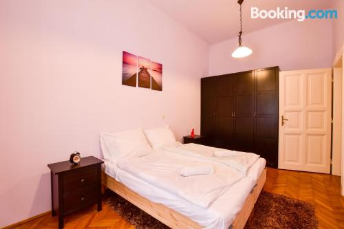 Apartment with internet. Large, best location