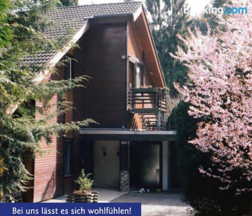 Apartamento con vistas en Bad Harzburg