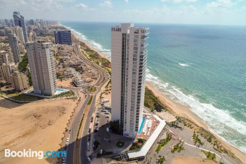 Apartment in Netanya. Enjoy your terrace