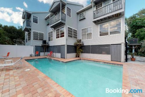 Clearwater Beach home. Convenient for 6 or more