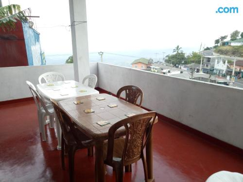 Home with terrace. Haputale experience!