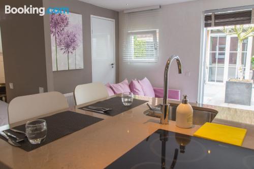 Bonito apartamento en Amsterdam con wifi y vistas