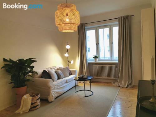 63m2 de apartamento en Estocolmo.