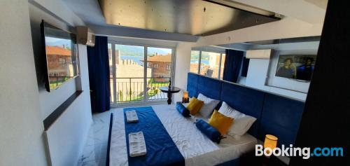 1 bedroom apartment place in Ohrid with terrace and wifi.