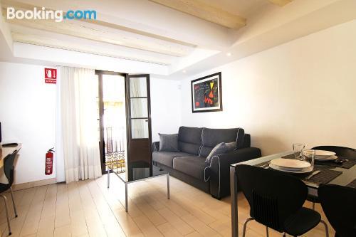 Bonito apartamento en zona increíble en Barcelona.