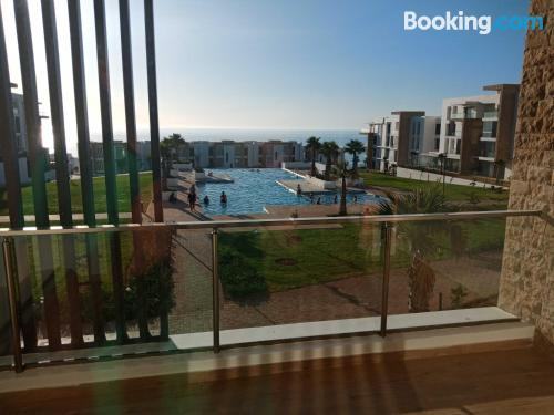 Place for 6 or more in Sidi Bouqnadel.