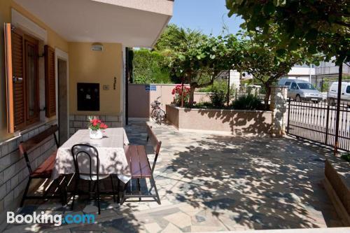Apartamento con wifi ¡con vistas!.