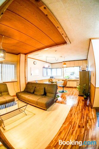 Apartamento ideal con conexión a internet